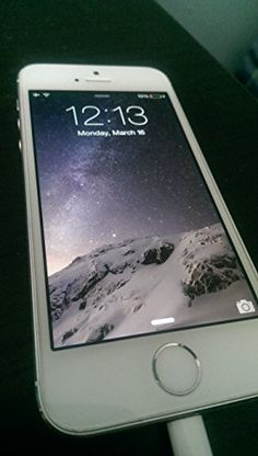 Apple iPhone 5s 16GB (Silver) – AT&T   Apple iPhone 5s 16GB (Silver) - AT&T  This update to the iPhone 5 comes equipped with a faster Apple A7 processor, an improved 8-megapixel camera, while also adding a Touch ID fingerprint sensor into the home button. Other features of the iPhone 5s include a 4-inch Retina display, AirPlay media streaming, Siri voice assistant, front facing camera, and 4G LTE high-speed data. This model comes with 16GB of internal storage and supports WiFi connec..