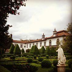 Casa da condessa de Santar Por Flaviamarianos #Portugal