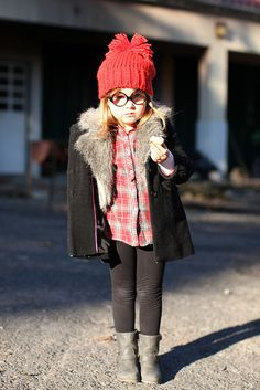 Did you just refer to Quinoa as a hipster? Quinoa is not a hipster. Fashion Kids, Little Girl Fashion, Look Fashion, Outfits Niños, Kids Outfits, Fashion Outfits, Little Fashionista, Stylish Kids, Fashionable Kids