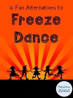 Dancing Games For Kids, Dance Class Games, Dance Activities For Kids, Preschool Action Songs, Movement Preschool, Preschool Music Activities, Kindergarten Music, Dance Camp, Music For Kids