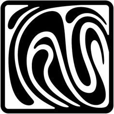 Art nouveau designs | FREE PATTERNS for coaster Schablonen, Jugendstil-muster, Jugendstil Design