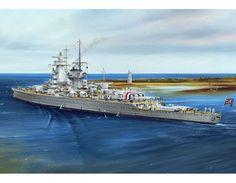 Trumpeter 1/700 WW2 German Pocket Battleship Graf Spee- Full Hull or Waterline