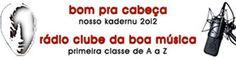 Bom pra Cabeça & Rádio Clube da Boa Música - Posts  Amélia Barreto com Via Brasil nesta sexta