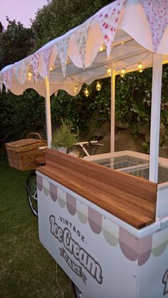 Hire our Vintage Themed Ice Cream Cart. We specialise in Weddings, Parties & Corporate Events Brisbane, Sunshine Coast, Gold Coast - Hire our Ice Cream Bike! Wedding Fair, Wedding Bride, Summer Wedding, Wedding Reception, Reception Ideas, Wedding Catering, Wedding Vendors, Food Truck Catering, Food Trucks