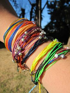Every Bracelet Sold provides full time jobs for local artisans in Costa Rica!