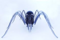 Charlotte ~ laser cut spider by Crayyons