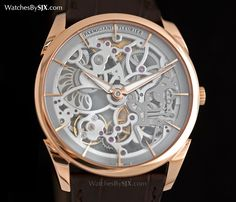 Watches by SJX: Up Close With The Parmigiani Tonda 1950 Skeleton (...