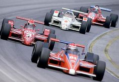 Bobby Rahal wins emotional first 500 (1986)
