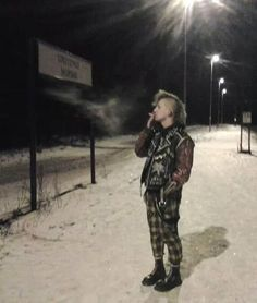 Frozen Punk
