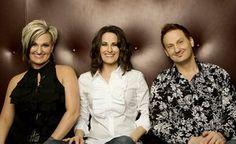 Joyce, Judy, Jonathan:  The Martins