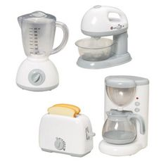 Action Fun Liances Combo Set For Kids At Cptoys Kitchen Accessories Toy