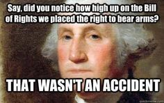Without Second Amendment Rights, no other rights may be guaranteed!