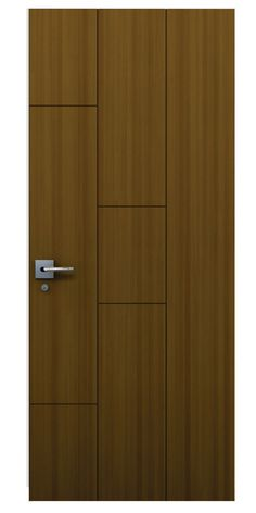 Wooden Front Door Design, Wooden Front Doors, Bedroom Door Design, Door Design Interior, Flush Door Design, Modern Wooden Doors, Modern Exterior Doors, Flush Doors, Cupboard Design