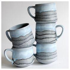 1,798 vind-ik-leuks, 36 reacties - Single-Tooth Productions (@singletooth) op Instagram: 'Some mugs made it up on Etsy #mugshotmonday #pottery #ceramics #meditation'