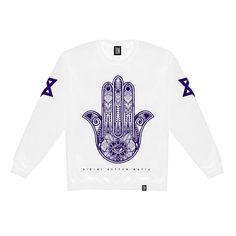 Jewish Hand Sweater