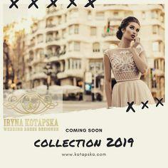 🔸What are your plans for April 25-27, 2018? We invite you to view our new collection. Barcelona Bridal Fashion Week. The new collection 2019. Soon💫 🔸Какие у Вас планы на 25-27 апреля 2018? Мы приглашаем Вас на просмотр нашей новой коллекции. Barcelona Bridal Fashion Week. Новая коллекция 2019. Скоро💫 🔸www.kotapska.com #irynakotapska #wedding #weddingday #weddings #weddingdress #weddinggown #bridal #bridallook #bridalstyle #bridalcouture #brides #manufacture #dress #couture #lookbook…