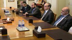 المعارضة السورية تجتمع بالقاهرة لبحث توحيد الصفوف