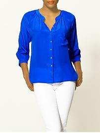 Apparel: Sophisticated blouses   Piperlime