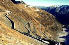 The 15 Most DANGEROUS Roads in the World! Stelvio Pass, Italy