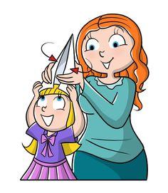 Il primo step per un vestito da strega perfetto? Creare il tuo cappello! Buon #Halloween!  Step 1. Arrotola un cartoncino bianco formando un cono della circonferenza della testa della tua bambina