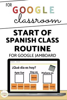 Here's a routine for the beginning of Spanish class! How to start your class each day with a check-in and Calendar Talk. Classroom routines and procedures are essential for a successful classroom. They help your class run efficiently so you can maximize student learning. Check out these routines to start your Spanish class every day! Perfect for middle school and high school Spanish students! Practice emotions, feelings, weather, days of the week, dates, and months all in this one daily… Classroom Routines And Procedures, Middle School Spanish, Spanish Lesson Plans, Student Drawing, Thing 1, Teacher Notes, Spanish Classroom, Class Activities, Student Learning
