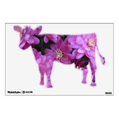 Chrysanthemum Group Plant Purple Wall Art Wall Skins  sc 1 st  Pinterest & Chrysanthemum Cluster Garden Purple Wall Decals | Zazzle Wall Art ...