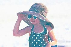 Turn Your Favorite Photo Into Watercolor Canvas Photo To Watercolor, Watercolor Canvas, Watercolor Paintings, Original Paintings, Mid Century Interior Design, Water Art, Family Traditions, Art Tutorials, Your Favorite