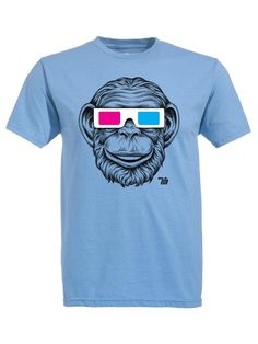 Pair this tee with tickets to see Primus 3D. Great gift!!