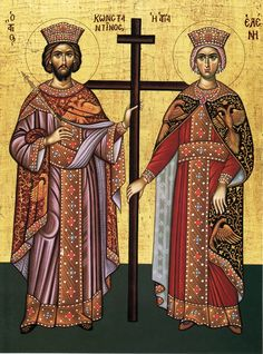 St. Helen & St. Constantine - may 21