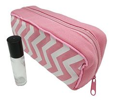 Light Pink Chevron Essential Oils Bag with 10 10ml Roller Bottles Got Oil Supplies http://www.amazon.com/dp/B00QSDUQ5C/ref=cm_sw_r_pi_dp_JkDPub0Y3642A