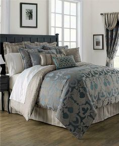 3 Pce Renata Embellished Gathered Soft Feel Quilt Cover Set Phase 2 QUEEN KING