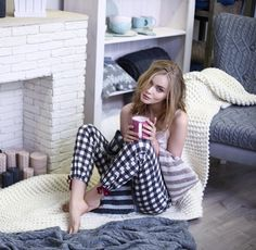 Home decor and outwear Made in Ukraine  Shipped worldwide #homedecor #fashionknit #knitoutwear