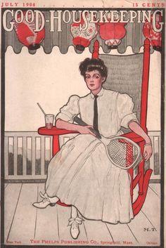 Good Housekeeping Magazine, July 1906