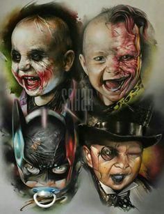 Batman Babies