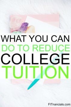 Check out what you can do to reduce college tuition. Check out what you can do to reduce college tuition. Financial Aid For College, Online College, Scholarships For College, Education College, College Students, College Grants, College Counseling, College Planning, College Survival