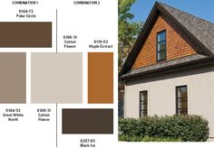 Exterior Paint Colours - Exterior Colors | Sico