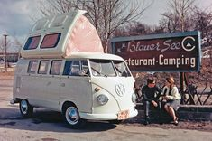 Das Hippie - Heim auf vier Rädern