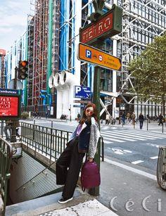 Lee Seong Kyeong by Kim Young Jun for Ceci Korea Nov 2015 Lee Sung Kyung Photoshoot, Teen Girl Fashion, Women's Fashion, Asian Fashion, Street Fashion, Fashion Trends, Swag Couples, Weightlifting Fairy Kim Bok Joo, Joo Hyuk
