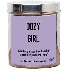 Dozy Girl | Tea Bags - Tea Bags - Tea - Shop