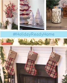 Getting your home ready for the holidays #holidayreadyhome