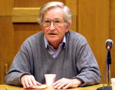 I need to watch this.  PP: 4 Linguistics Talks by Noam Chomsky