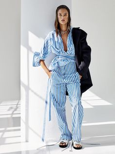 know your lines: alessandra ambrosio by alique for us glamour january 16 [ Lucid. Minimal Style. The CV ]