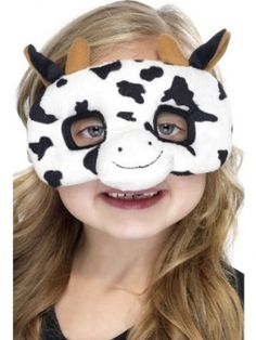 Child Plush Eyemask,Cow