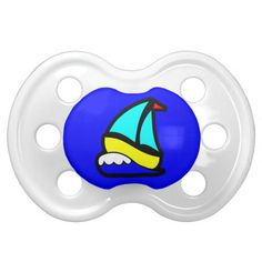 17791-sailboat-icon-vector CUTE CARTOON SAILBOAT W Baby Pacifiers