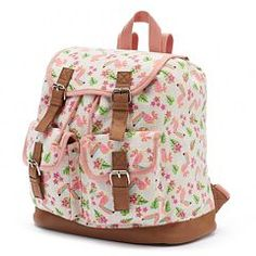 Candie's® Lillian Toucan Cargo Backpack
