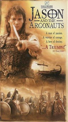 """Jason and the Argonauts"" (2000) Director: Nick Willing, Stars: Jason London, Frank Langella, Natasha Henstridge"