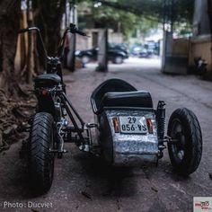 honda cub do sidecar 3 banh (12)