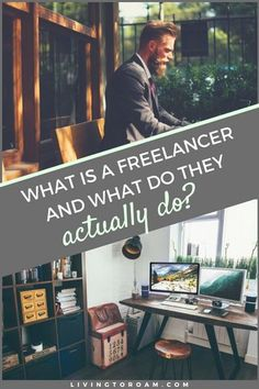 As a freelancer, it's hard not to get sick of people misunderstanding what it is you actually do, right? This post looks at the basics of what freelancing is, the comparisons between freelancing, digital nomadism and location independence, and how you can get started as a freelancer. For more remote working tips visit livingtoroam.com #freelancer #freelancing #remotework