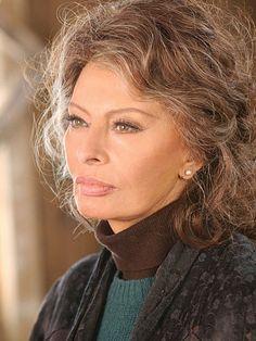 Stunning!!! -Sophia Loren