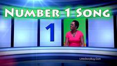 Preschool Learning - Number 1 Song - Littlestorybug